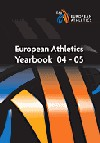 European Athletics Yearbook 04 - 05
